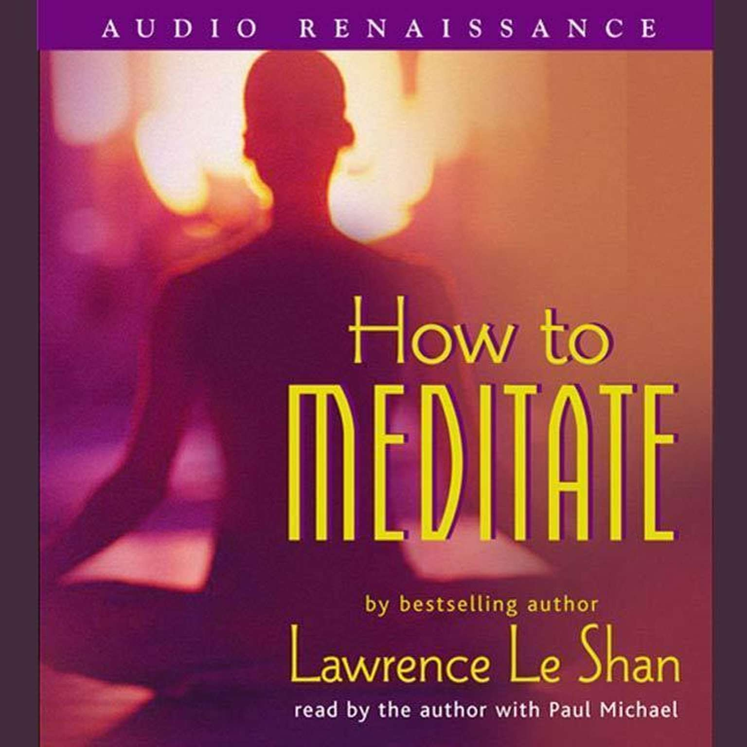 Printable How to Meditate, Revised and Expanded Audiobook Cover Art