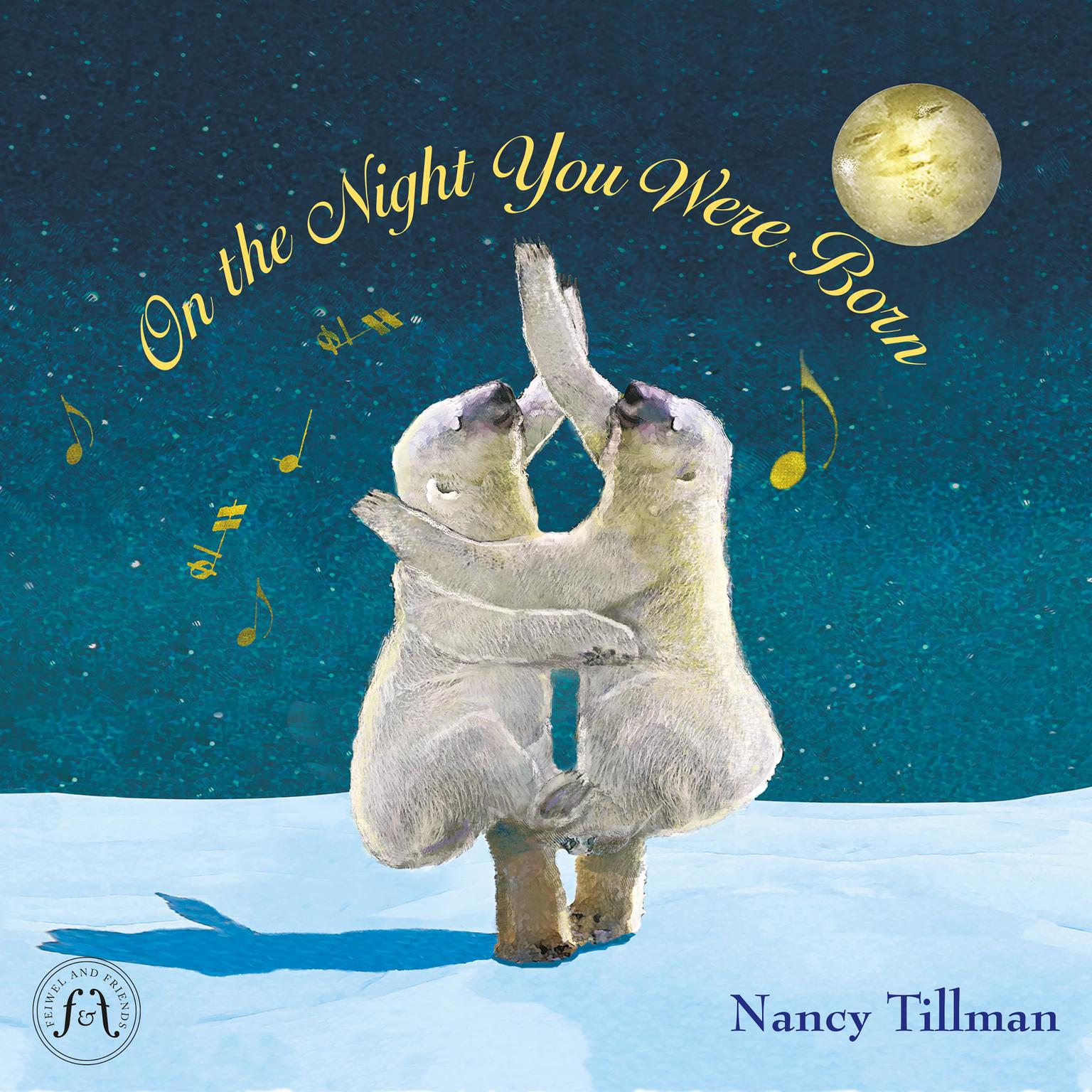 Printable On the Night You Were Born Audiobook Cover Art