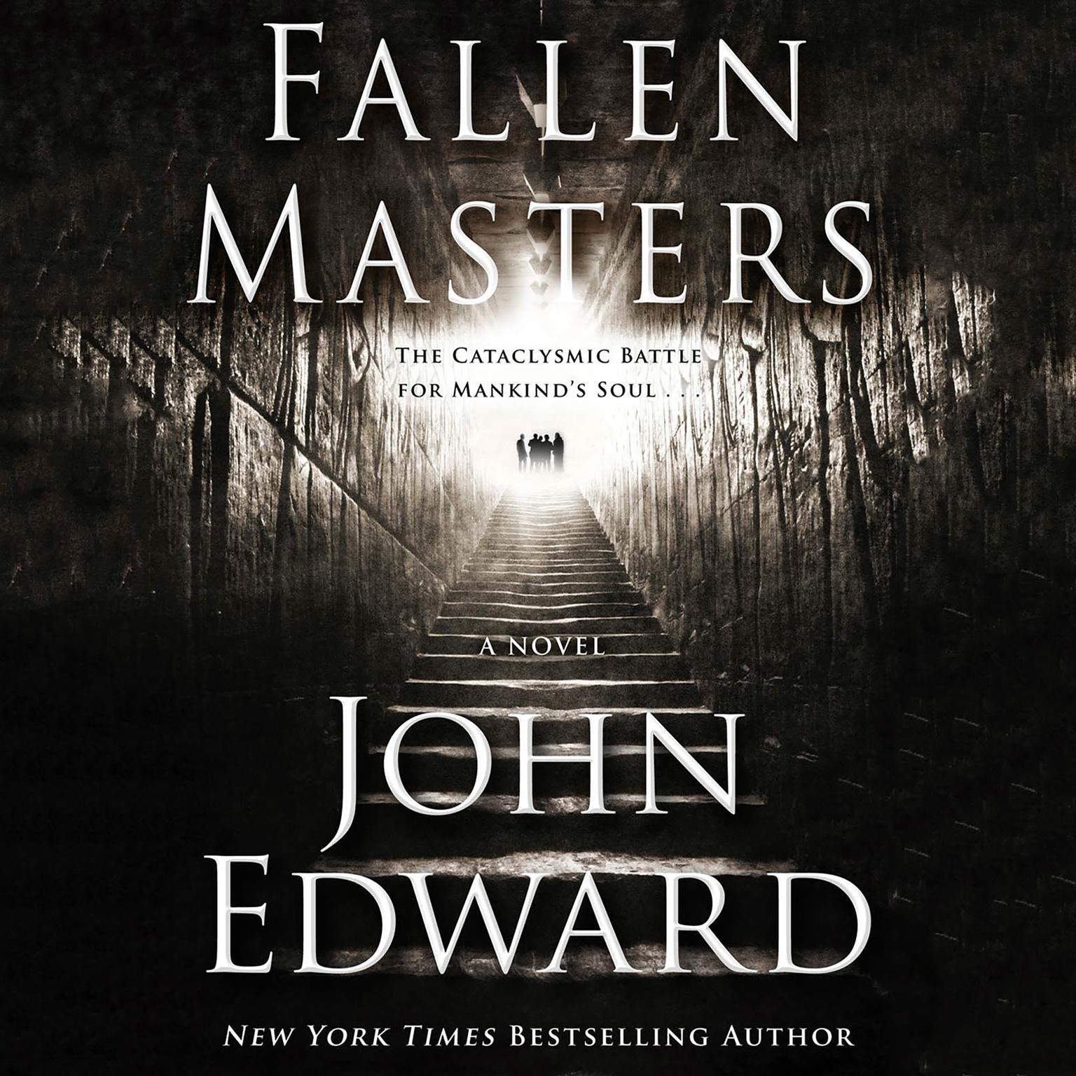 Printable Fallen Masters Audiobook Cover Art