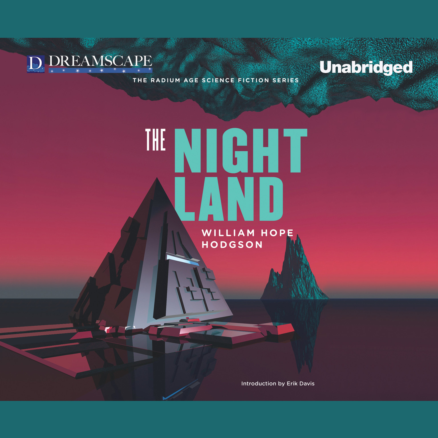 Printable The Night Land Audiobook Cover Art