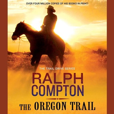 The Oregon Trail: The Trail Drive, Book 9 Audiobook, by