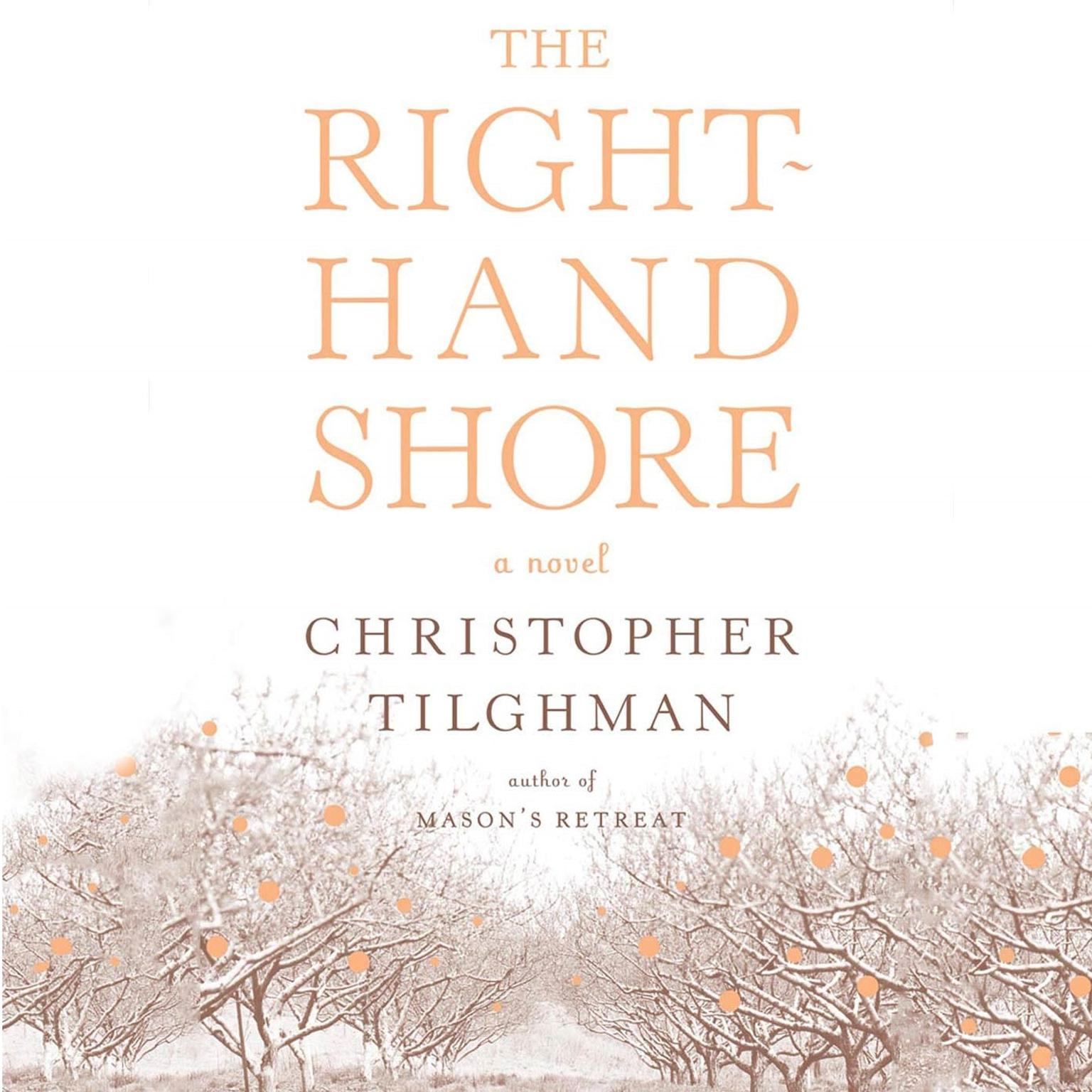Printable The Right-Hand Shore: A Novel Audiobook Cover Art