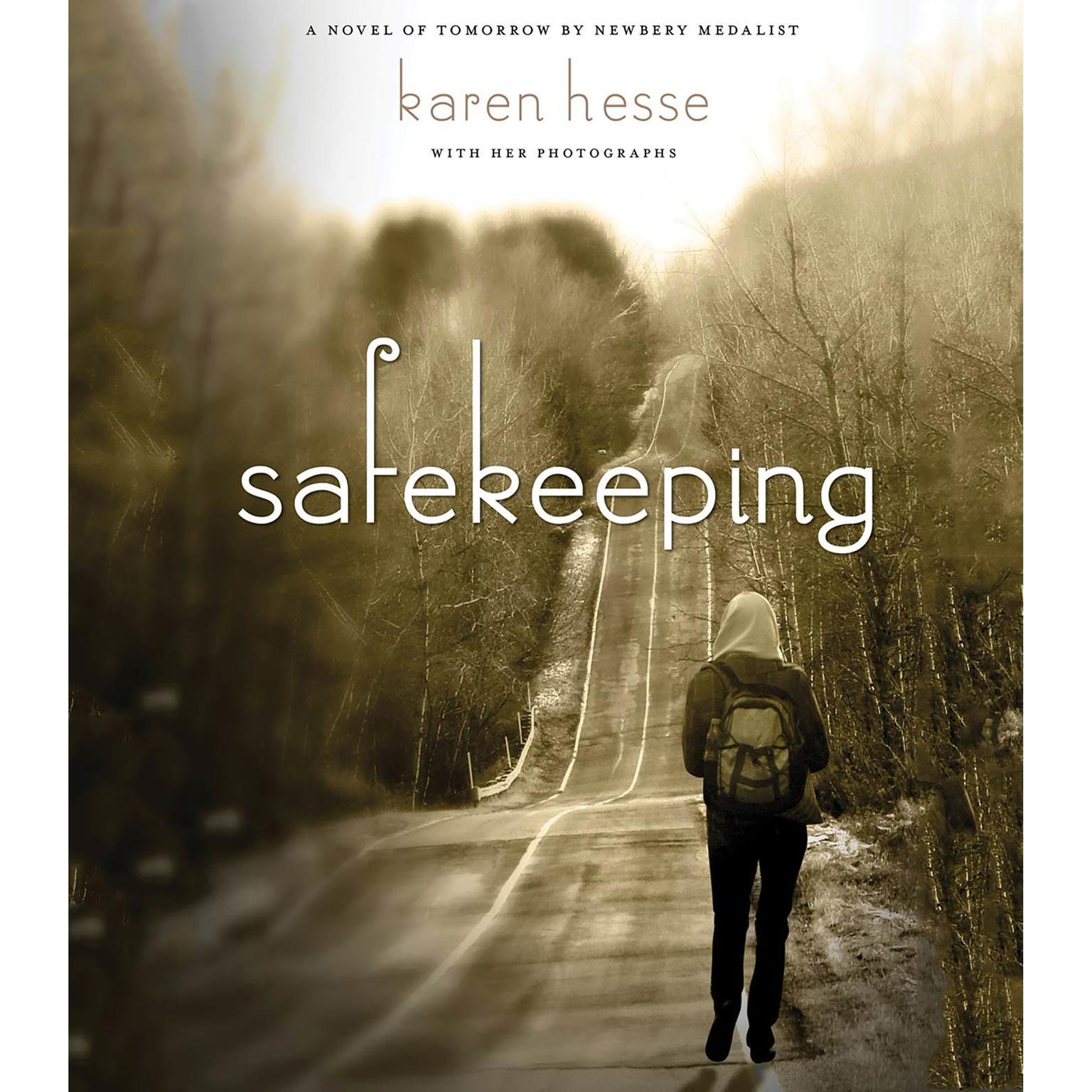 Printable Safekeeping Audiobook Cover Art