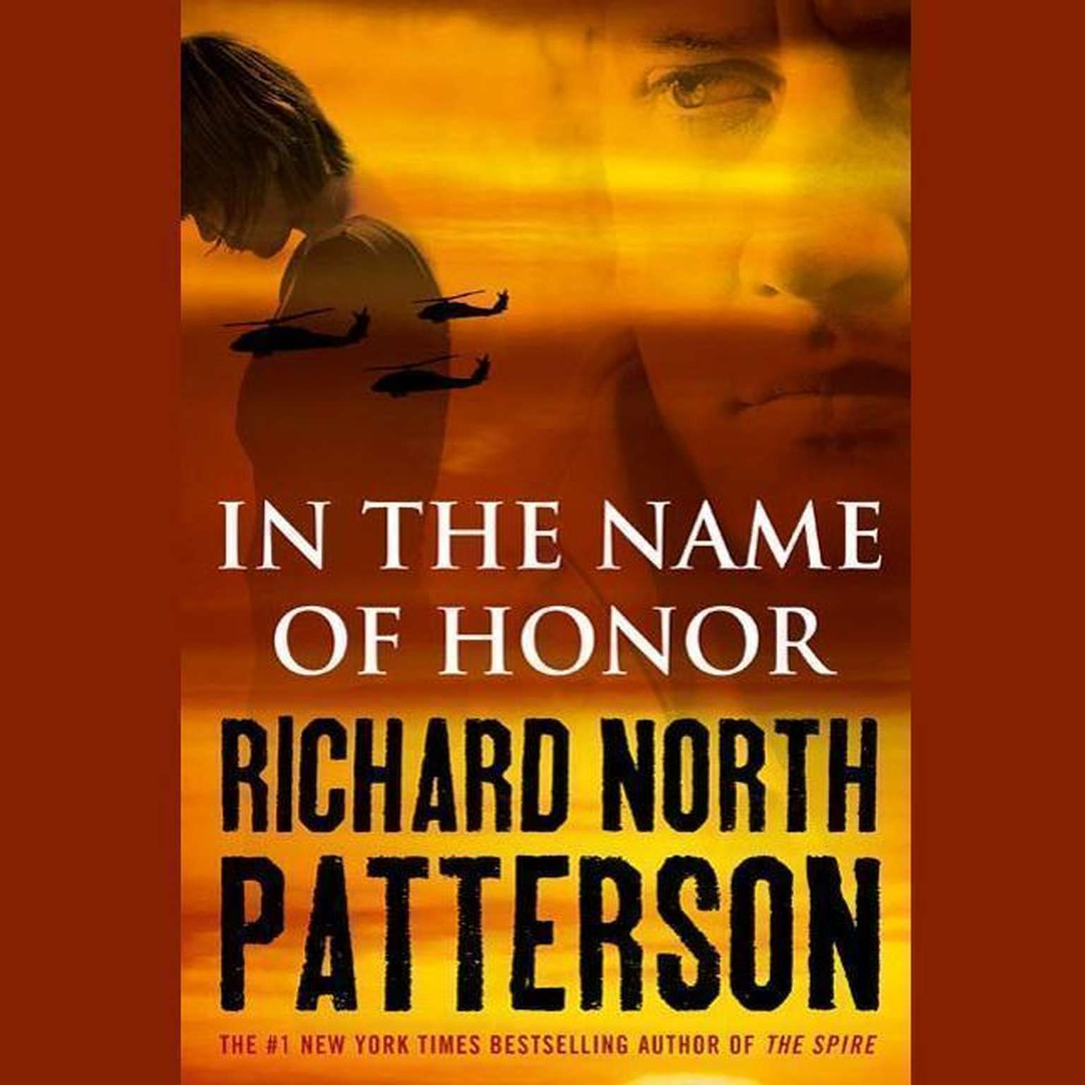 Printable In the Name of Honor: A Thriller Audiobook Cover Art