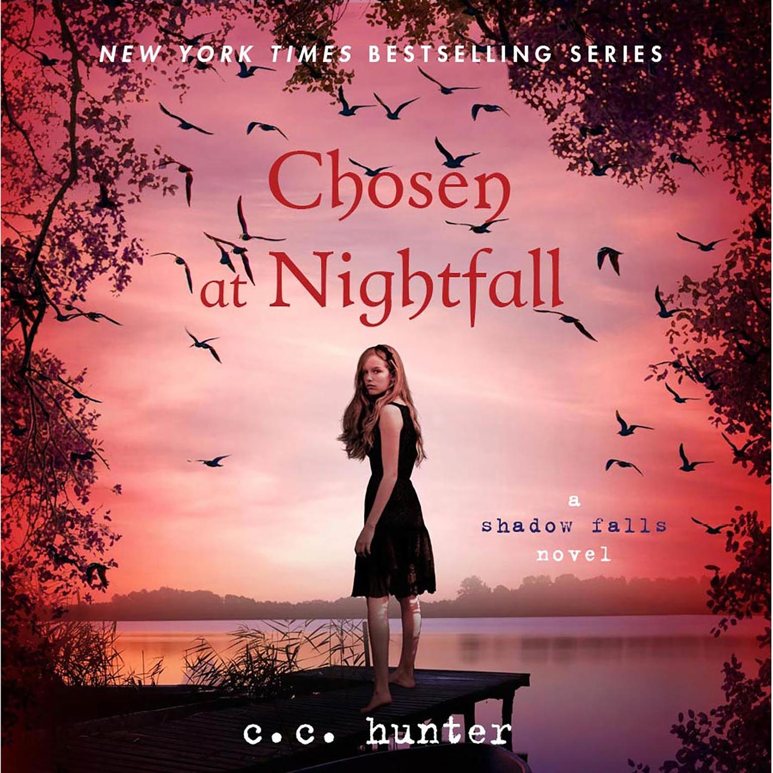 Printable Chosen at Nightfall Audiobook Cover Art