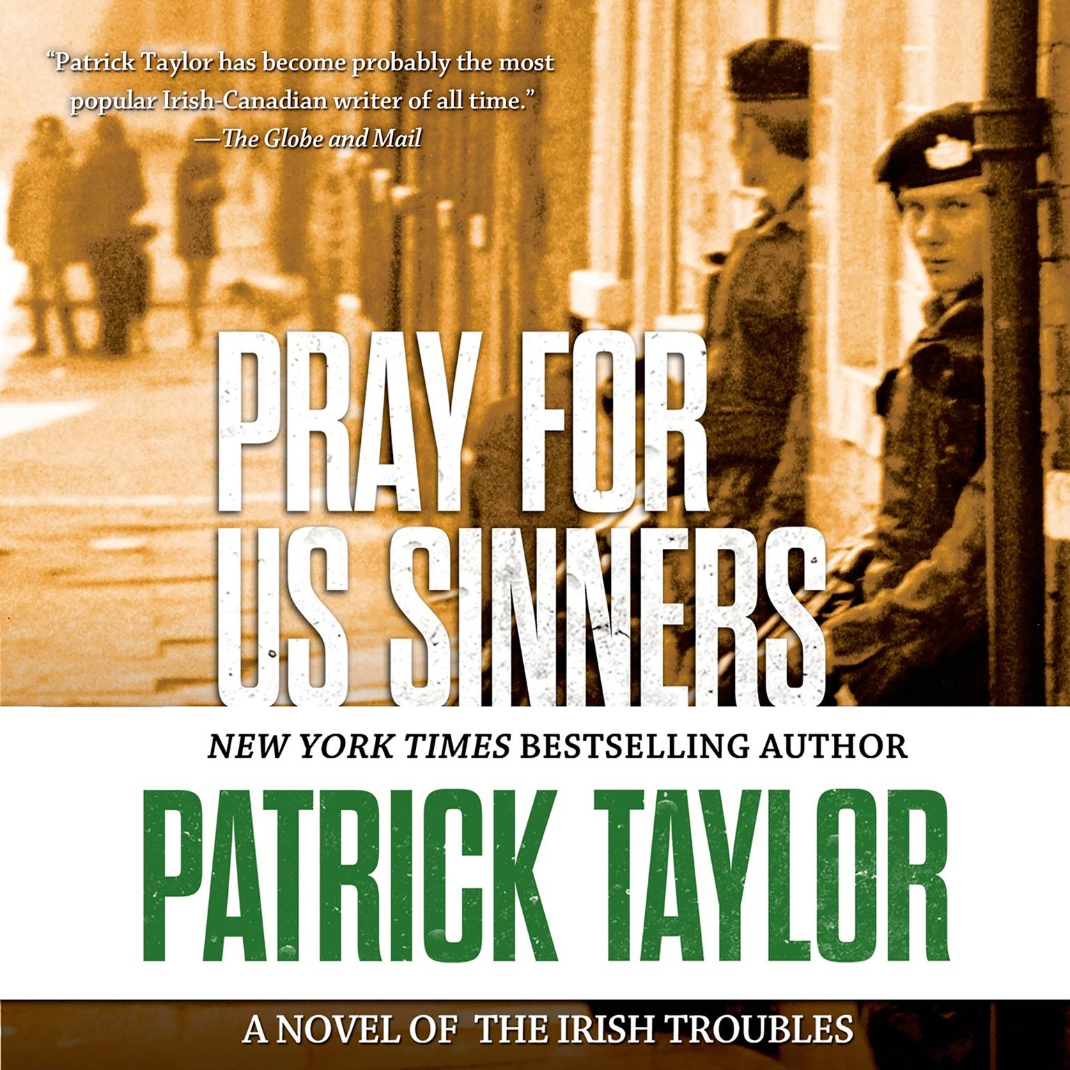 Printable Pray for Us Sinners Audiobook Cover Art
