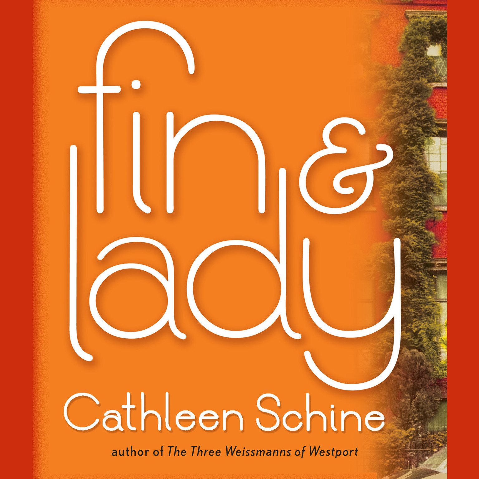 Printable Fin & Lady: A Novel Audiobook Cover Art