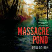 Massacre Pond: A Novel Audiobook, by Paul Doiron, Imogen Robertson