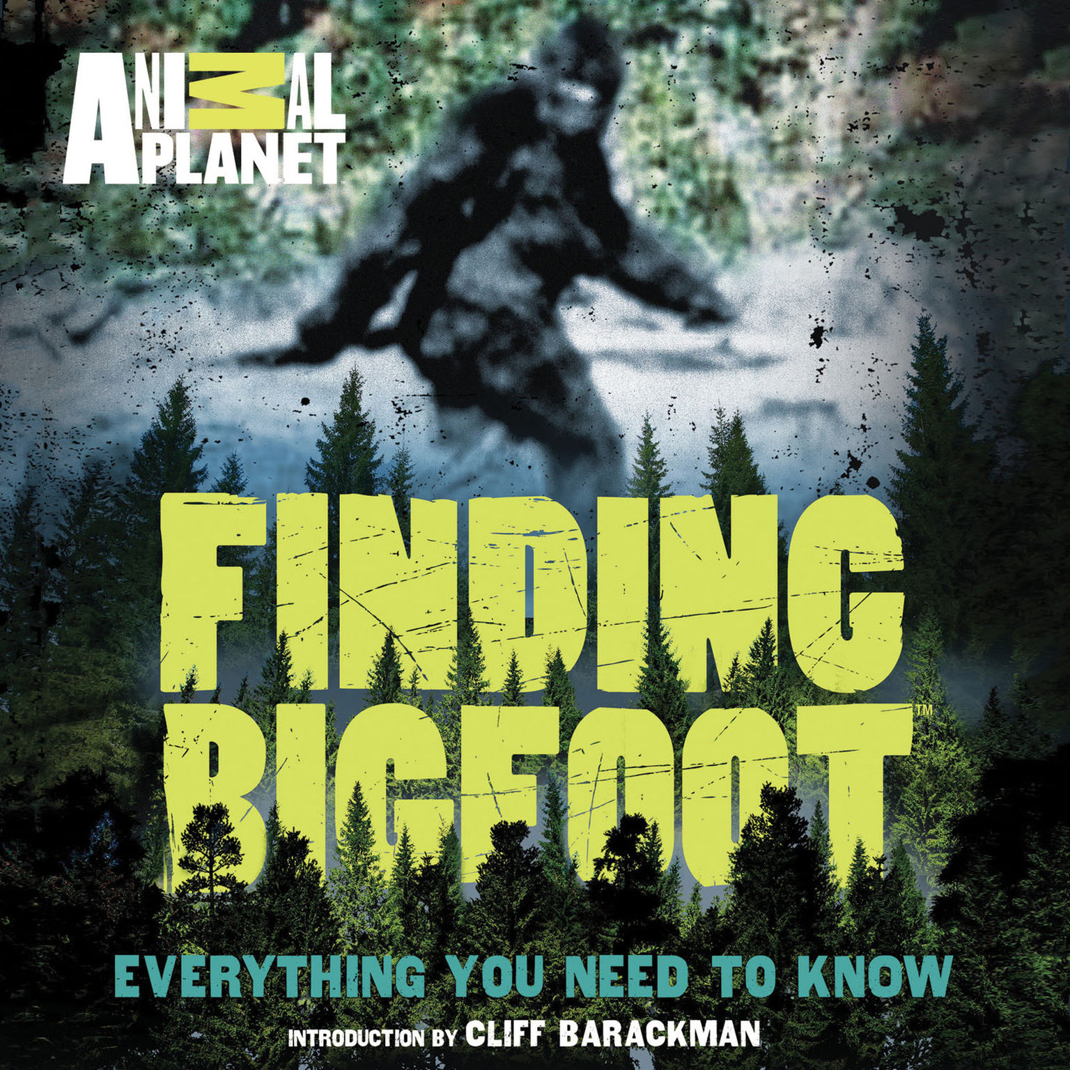 Printable Finding Bigfoot: Everything You Need to Know Audiobook Cover Art