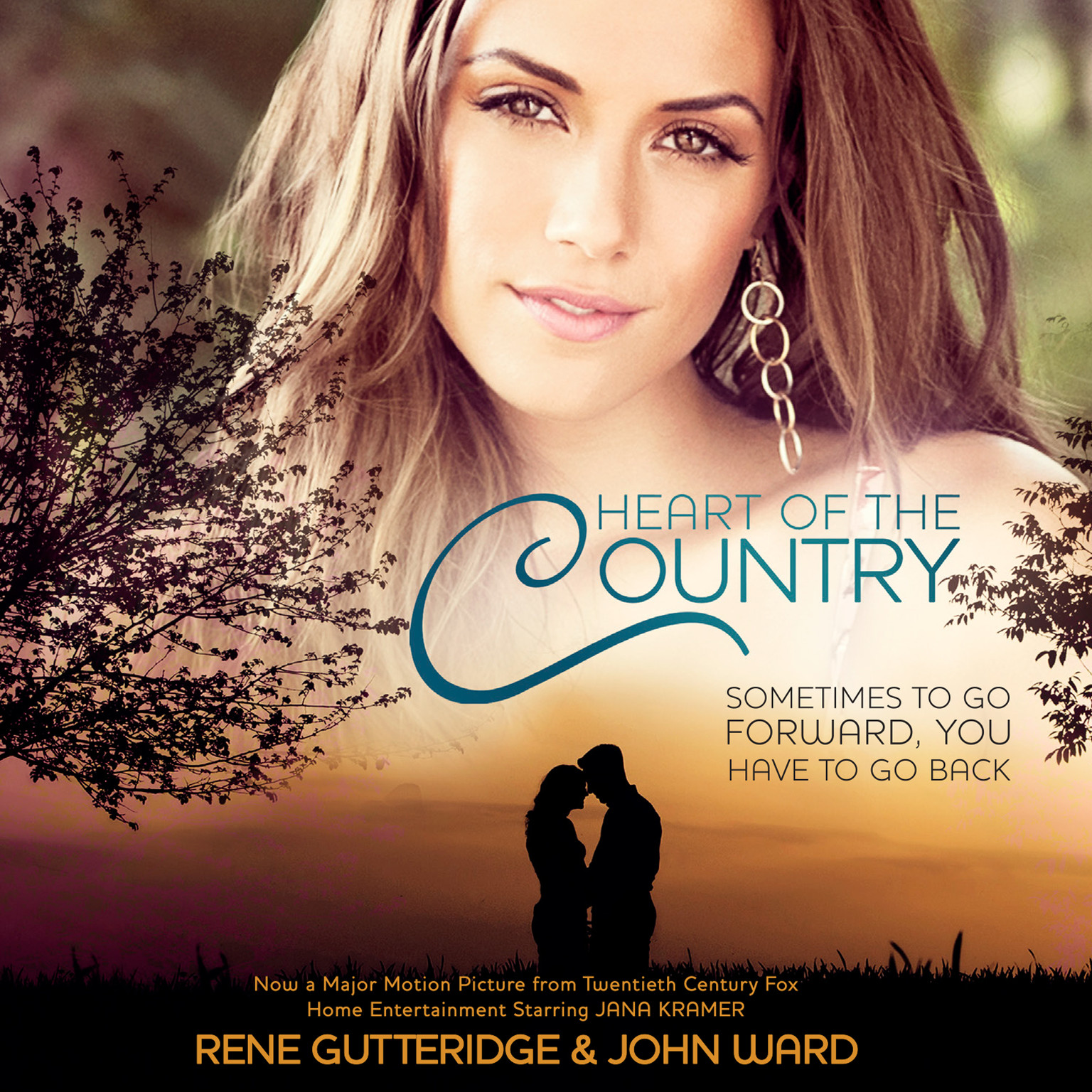 Printable Heart of the Country Audiobook Cover Art