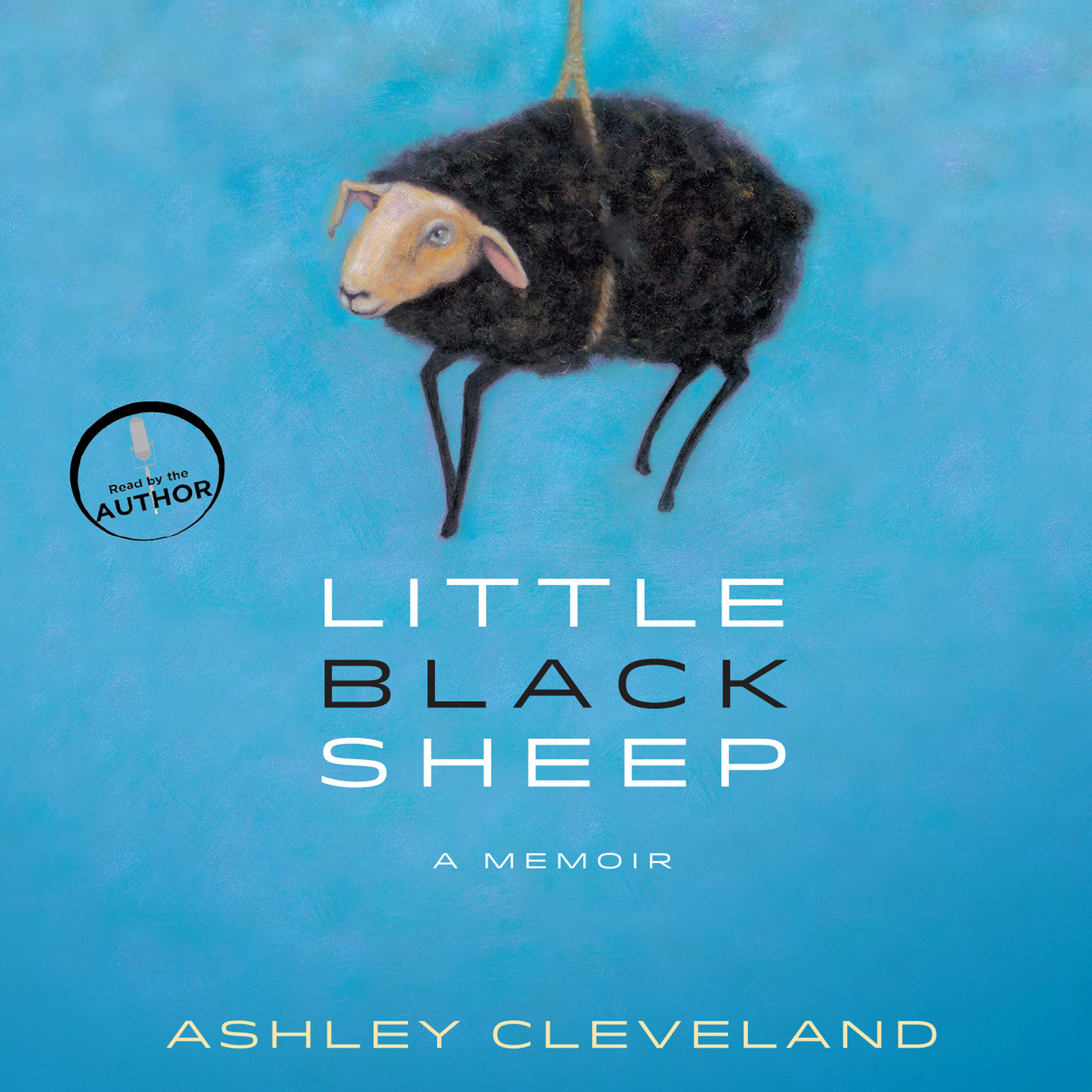 Printable Little Black Sheep: A Memoir Audiobook Cover Art