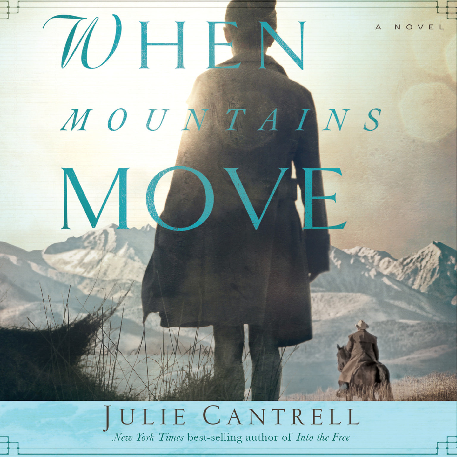 Printable When Mountains Move: A Novel Audiobook Cover Art