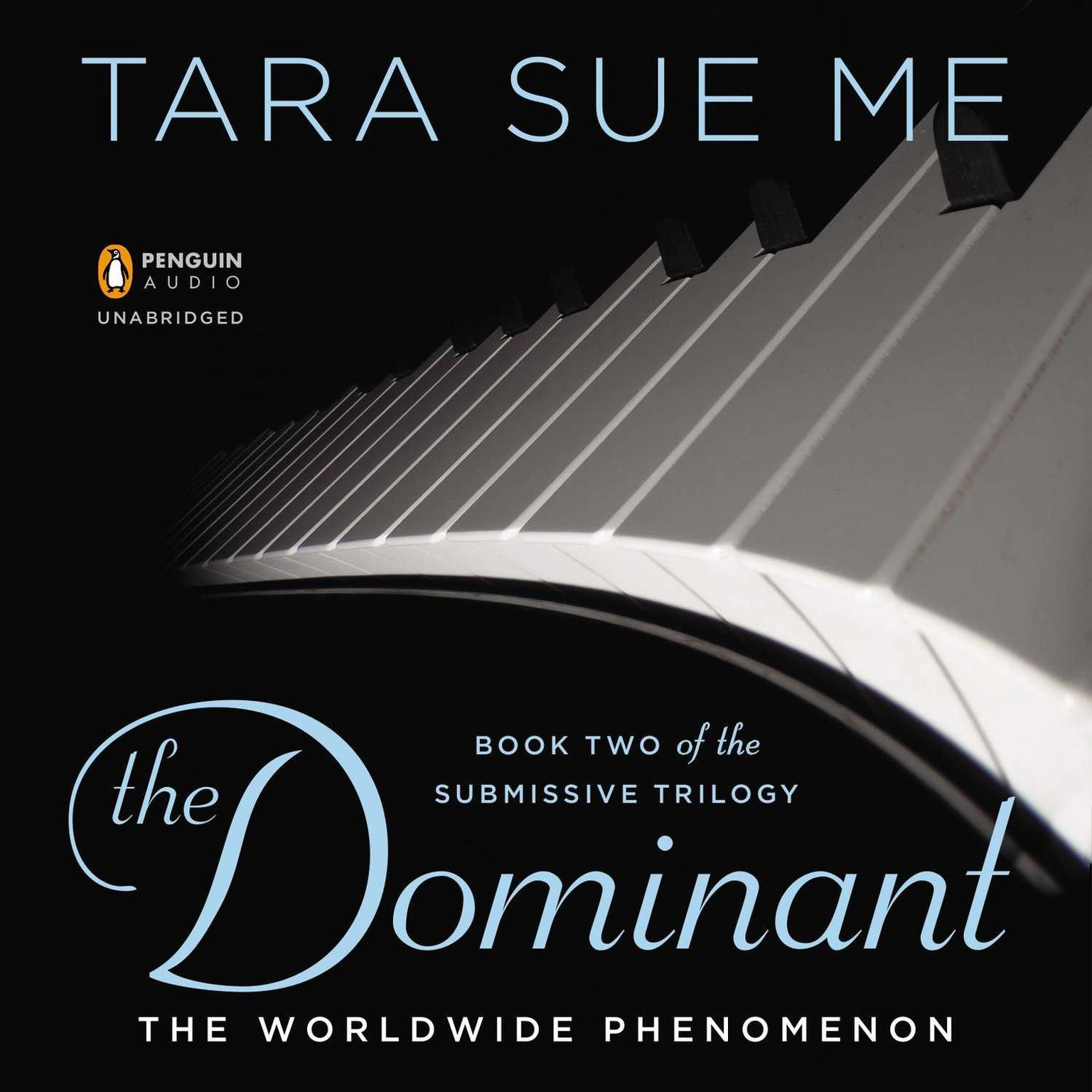 Printable The Dominant Audiobook Cover Art