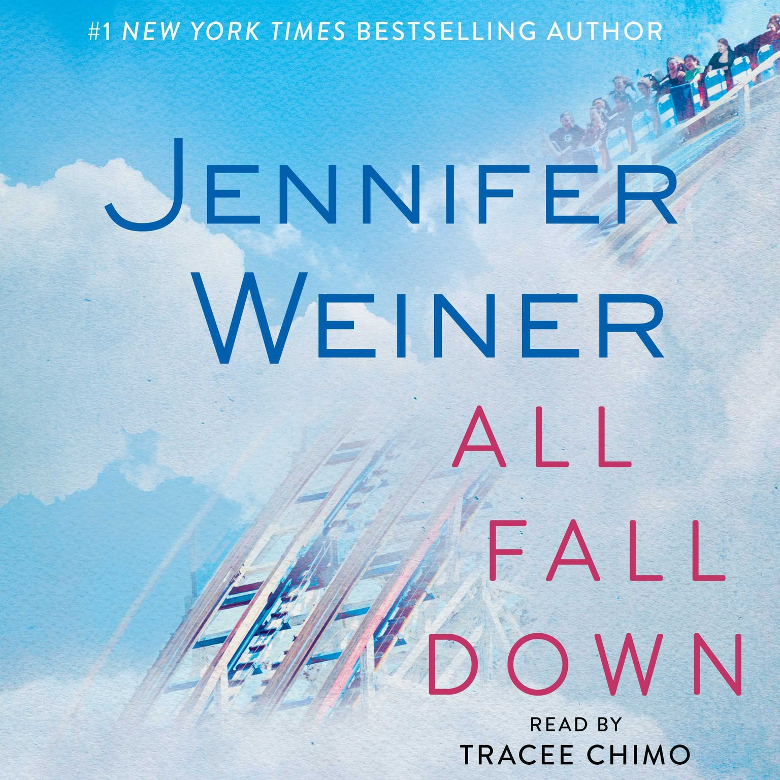 Printable All Fall Down: A Novel Audiobook Cover Art