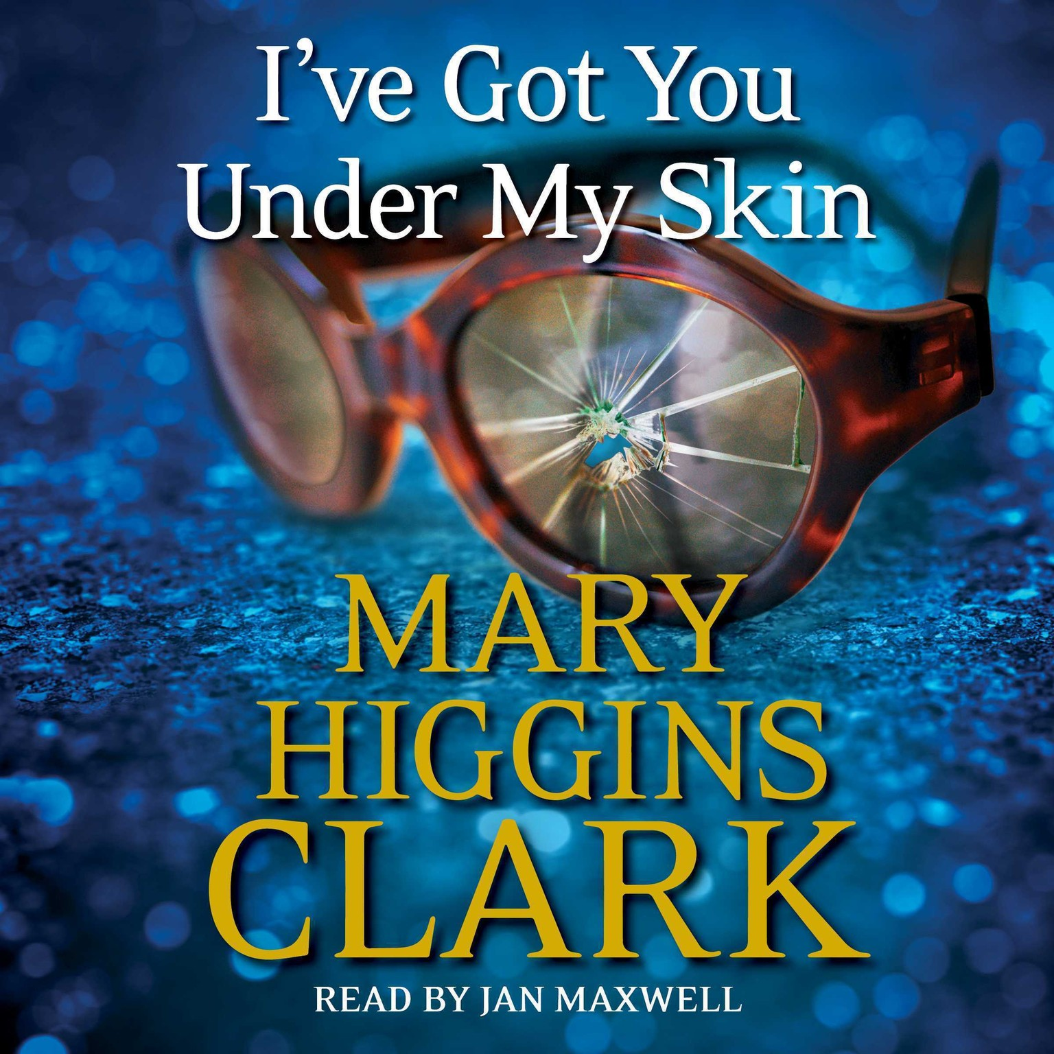 Printable I've Got You Under My Skin Audiobook Cover Art