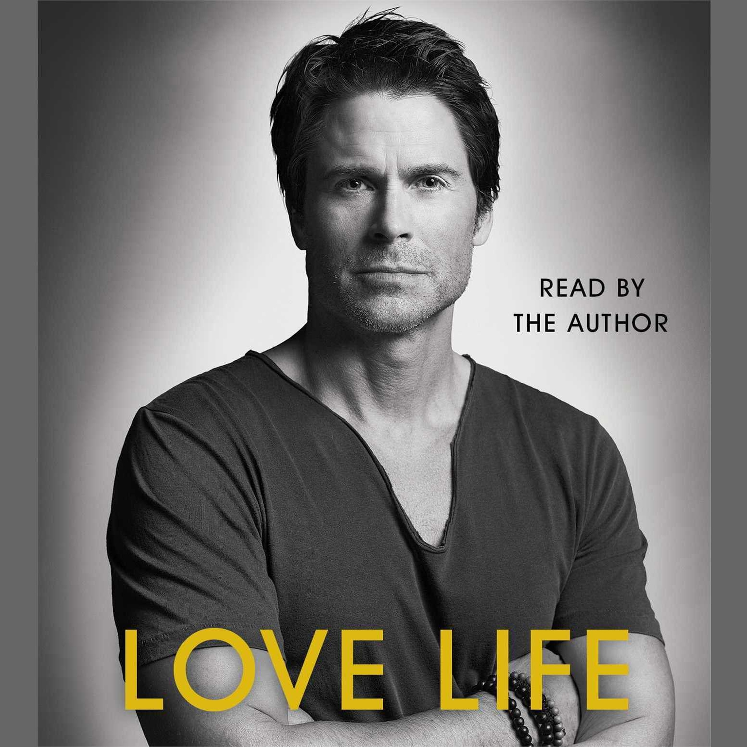 Printable Love Life Audiobook Cover Art