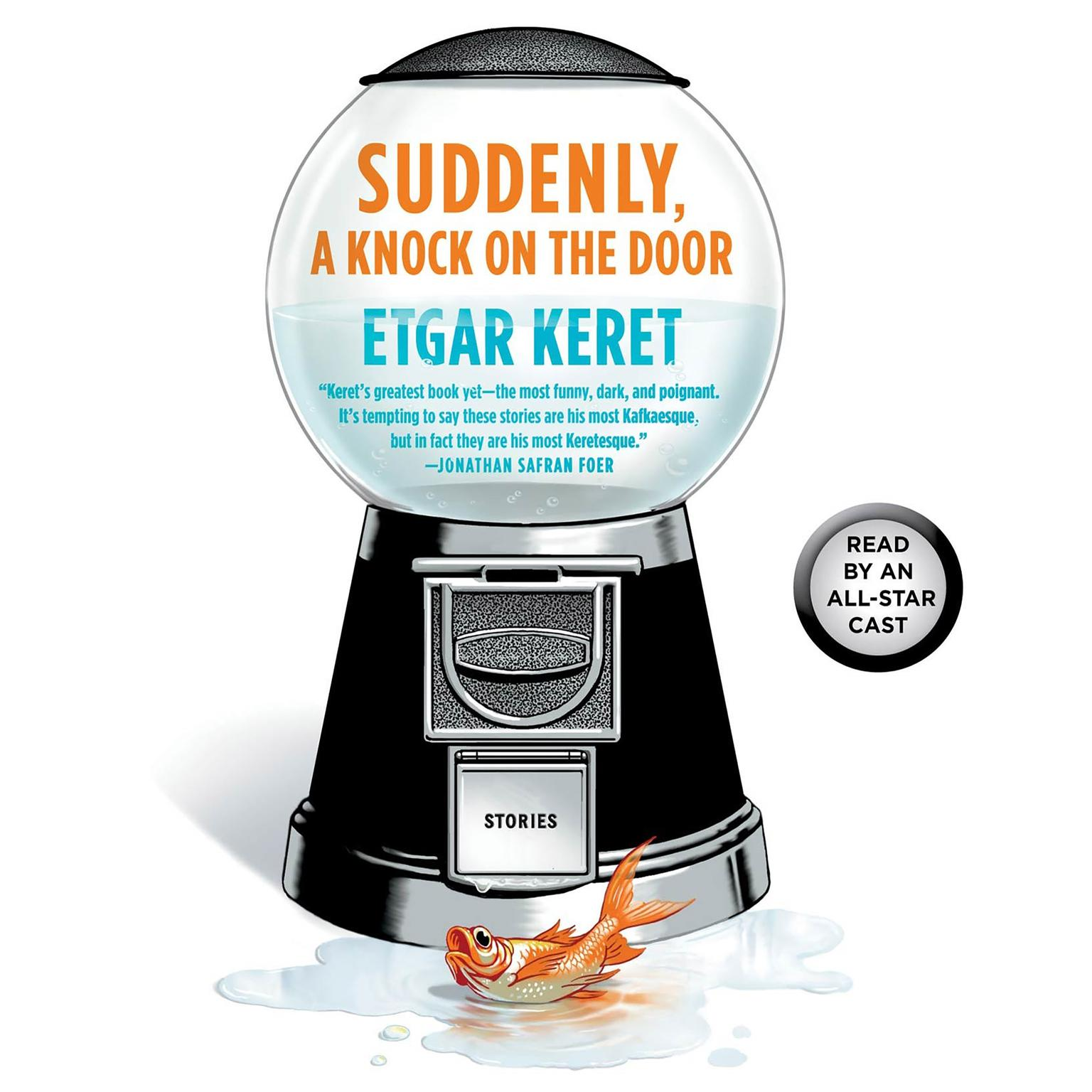Printable Suddenly, a Knock on the Door: Stories Audiobook Cover Art