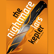 The Nightmare: A Novel Audiobook, by Lars Kepler