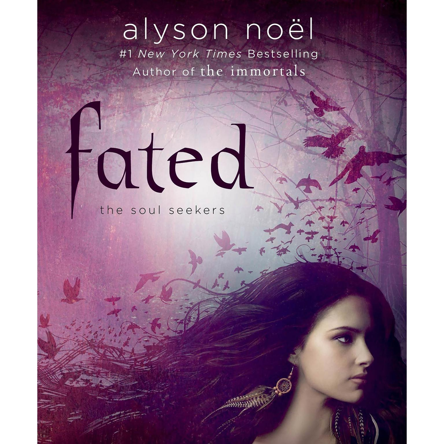 Printable Fated Audiobook Cover Art