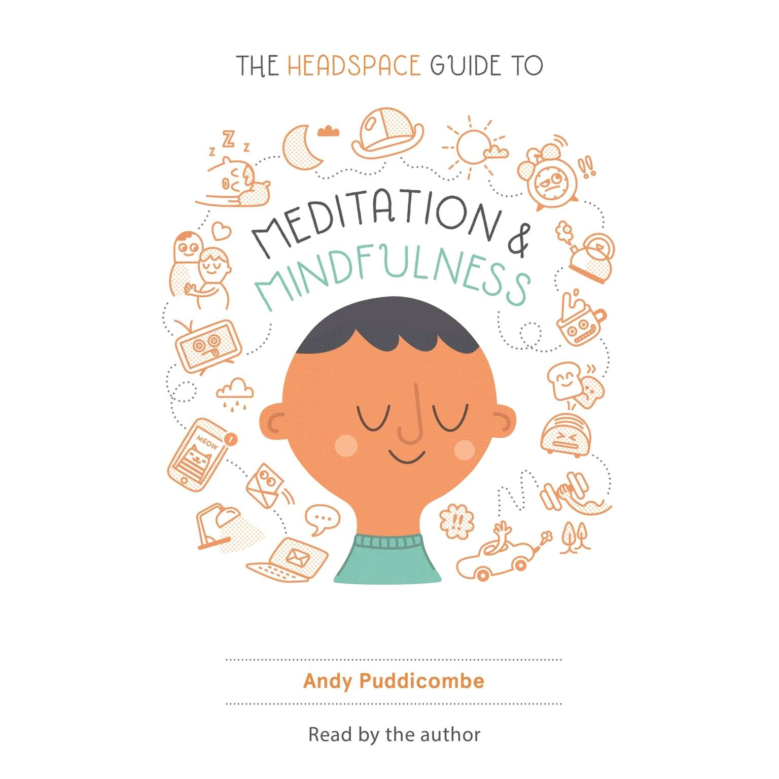 Printable Get Some Headspace: How Mindfulness Can Change Your Life in Ten Minutes a Day Audiobook Cover Art
