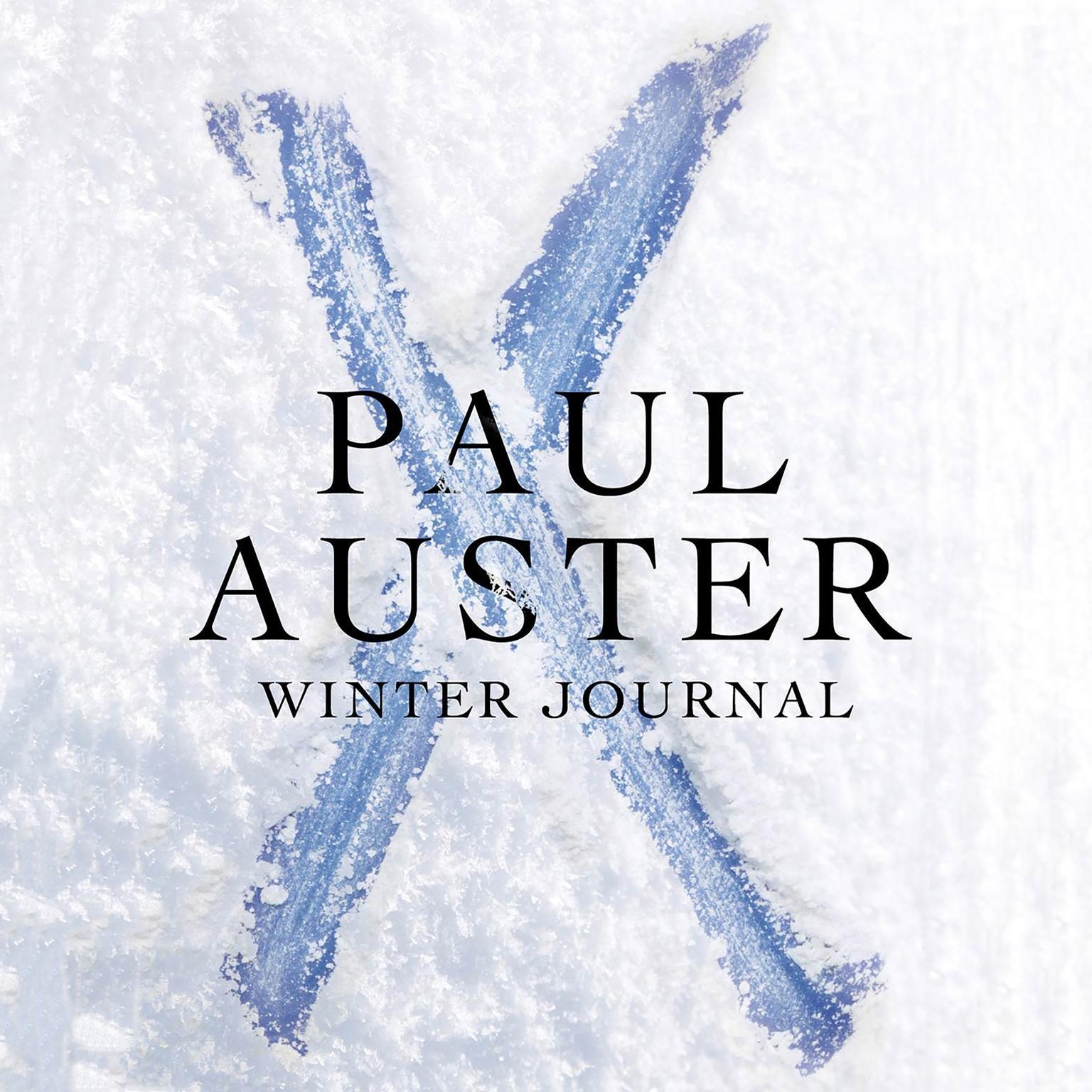 Printable Winter Journal Audiobook Cover Art