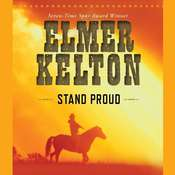 Stand Proud Audiobook, by Elmer Kelton