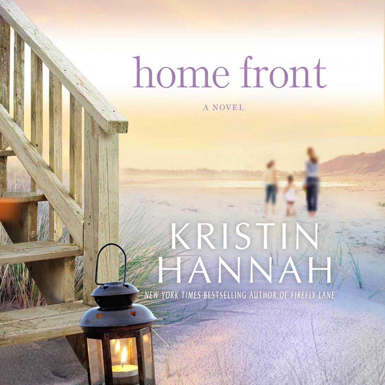 Printable Home Front: A Novel Audiobook Cover Art