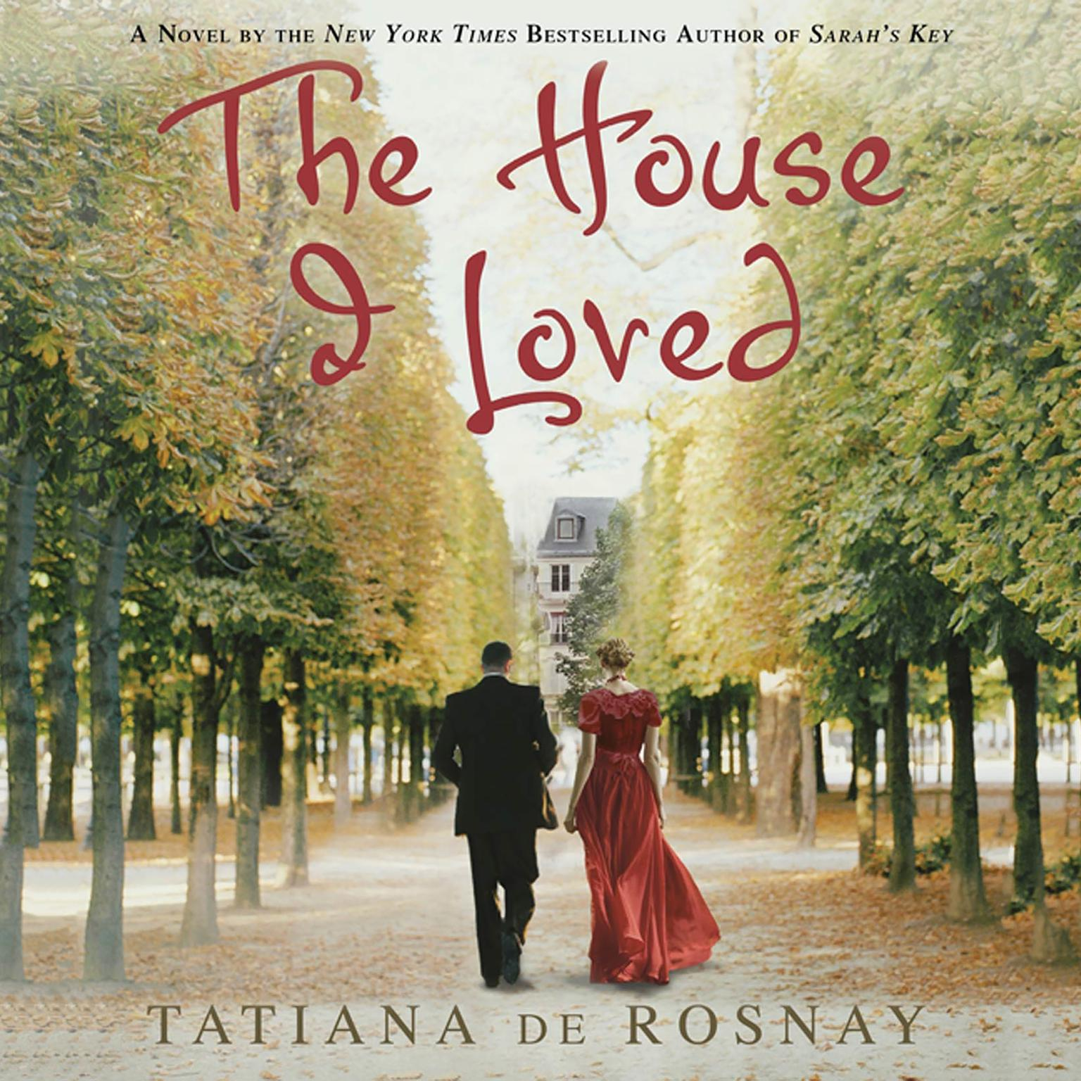 Printable The House I Loved Audiobook Cover Art