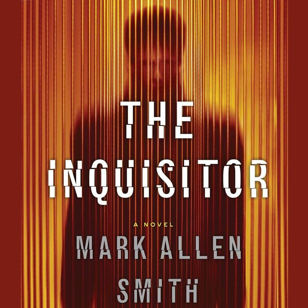 Printable The Inquisitor: A Novel Audiobook Cover Art