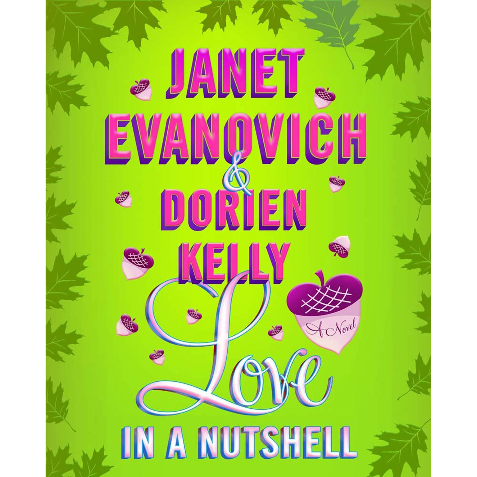 Printable Love in a Nutshell: A Novel Audiobook Cover Art