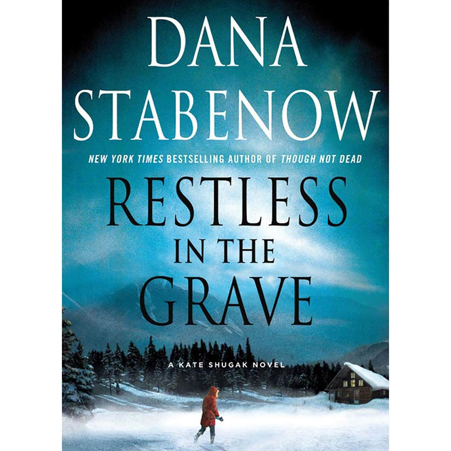 Printable Restless in the Grave Audiobook Cover Art