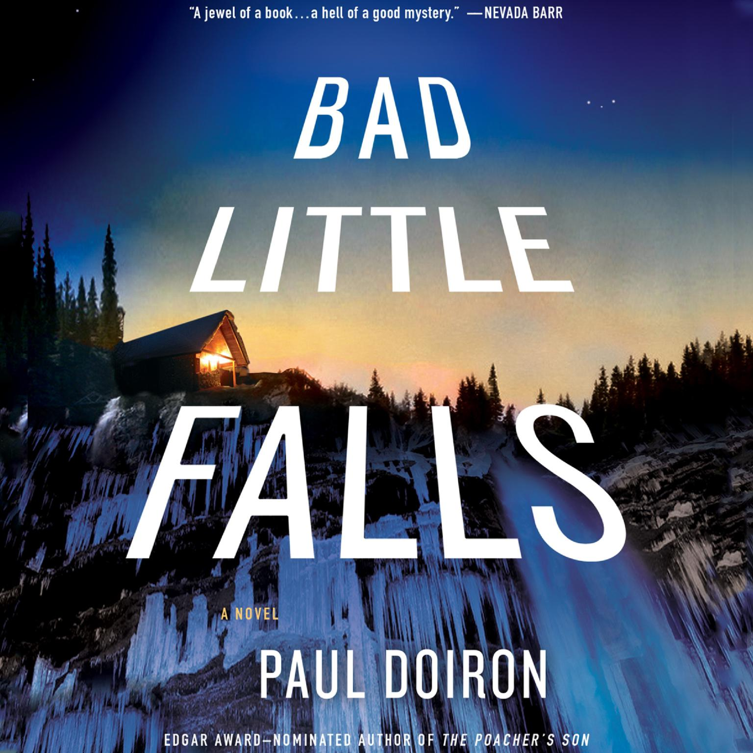 Printable Bad Little Falls: A Novel Audiobook Cover Art