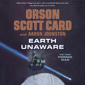 Earth Unaware Audiobook, by Orson Scott Card, Aaron Johnson