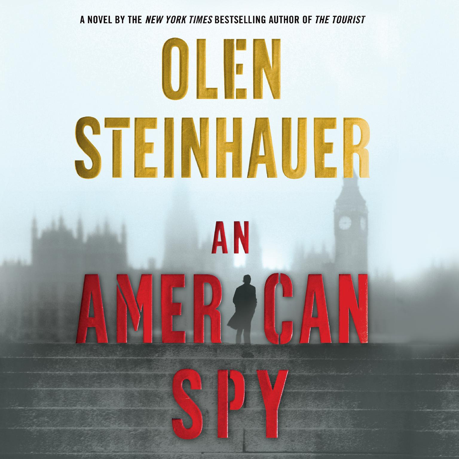 Printable An American Spy: A Novel Audiobook Cover Art