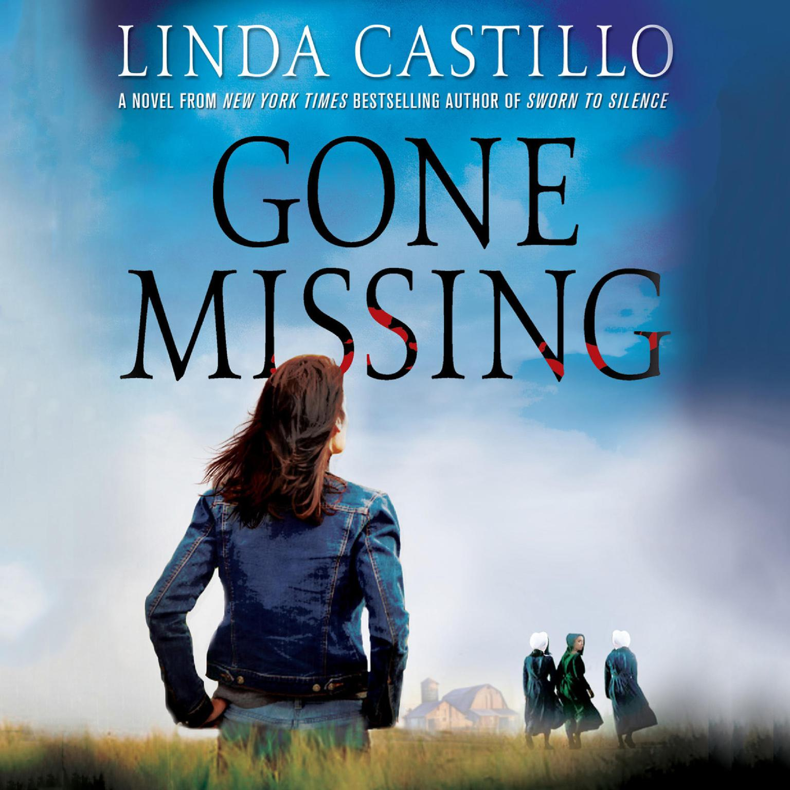 Printable Gone Missing: A Kate Burkholder Novel Audiobook Cover Art