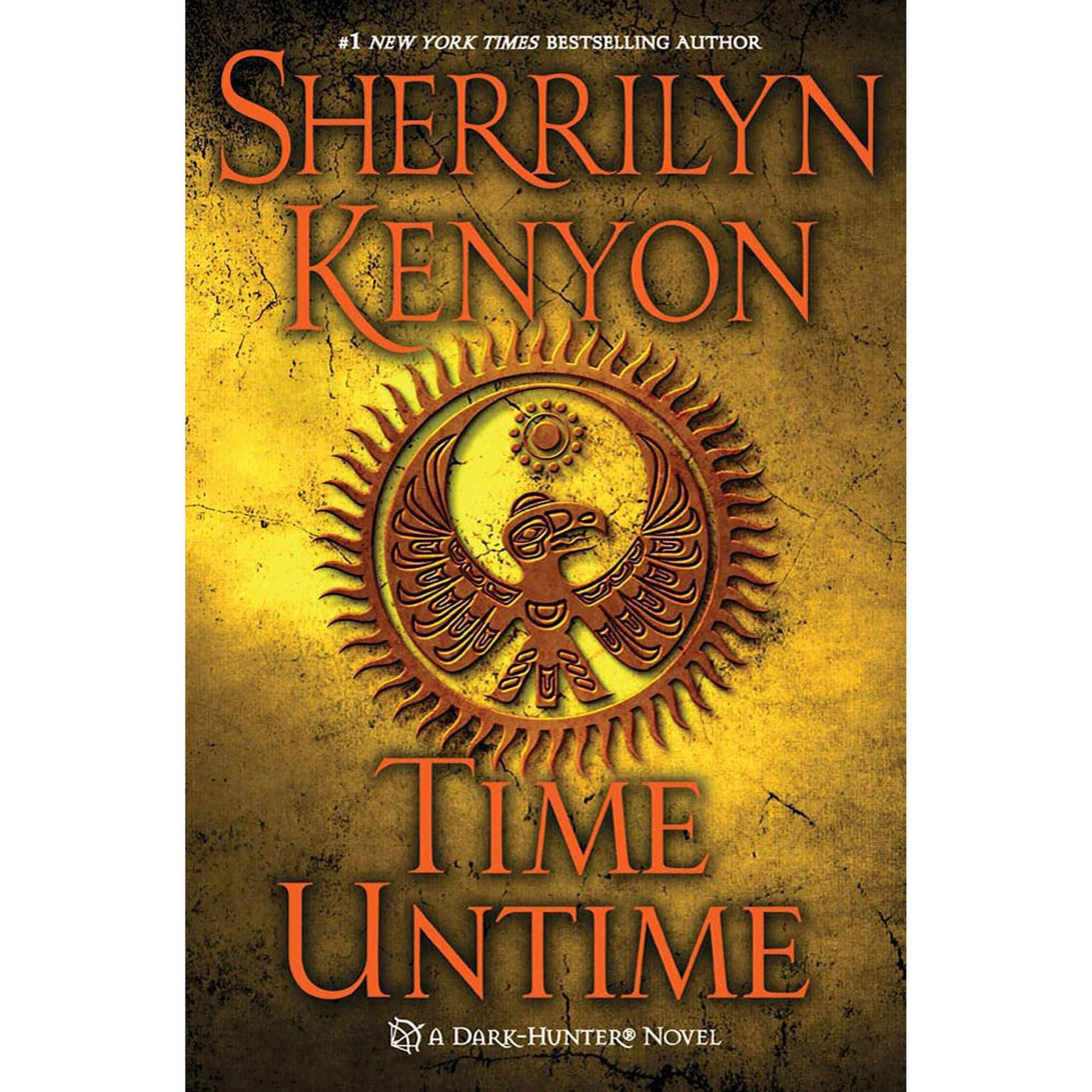 Printable Time Untime Audiobook Cover Art