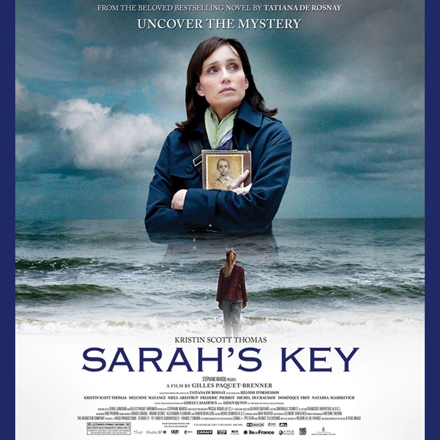 Printable Sarah's Key Audiobook Cover Art