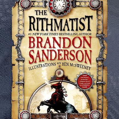 The Rithmatist Audiobook, by Brandon Sanderson