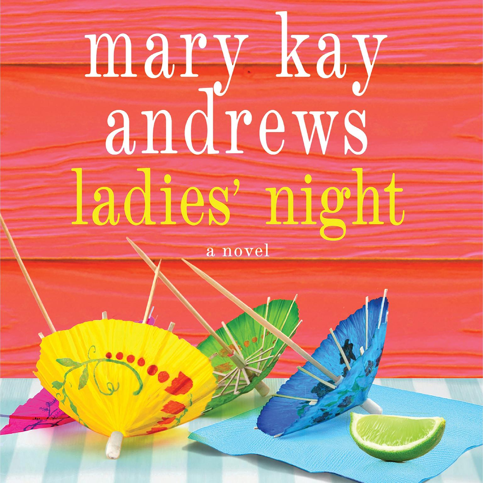 Printable Ladies' Night Audiobook Cover Art