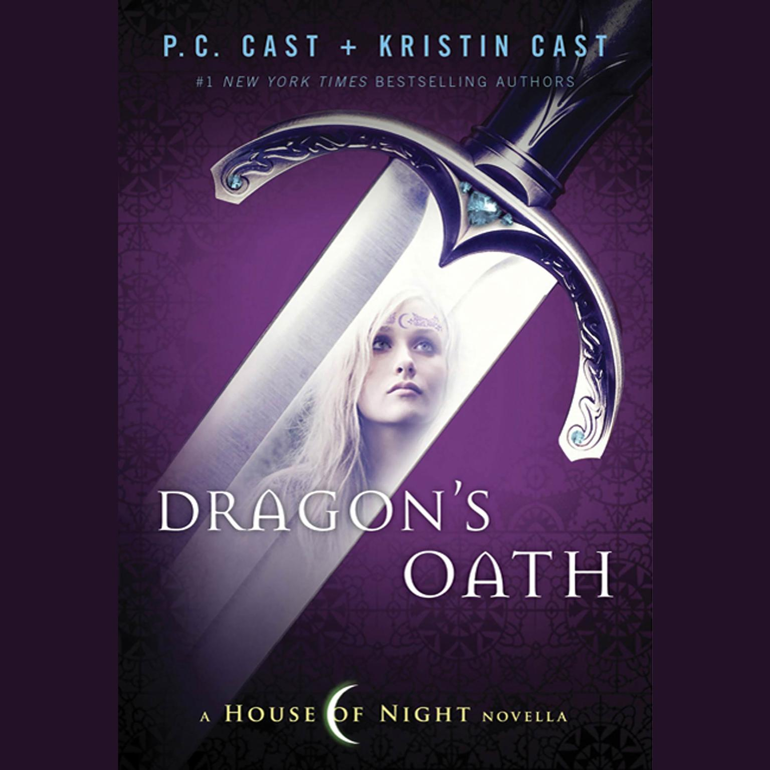 Printable Dragon's Oath Audiobook Cover Art
