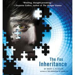 The Fox Inheritance Audiobook, by Mary E. Pearson