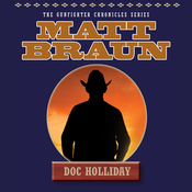 Doc Holliday Audiobook, by Matt Braun