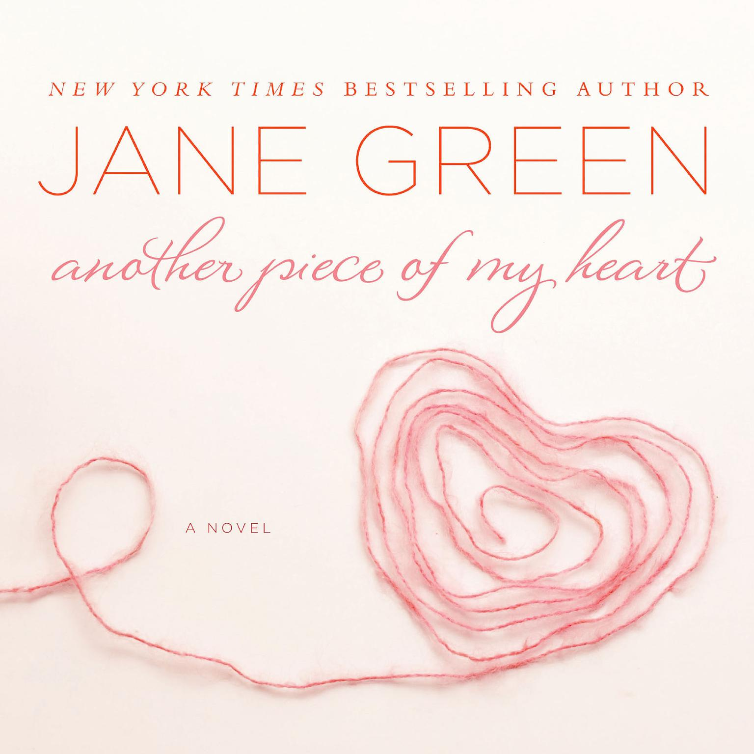 Printable Another Piece of My Heart: A Novel Audiobook Cover Art
