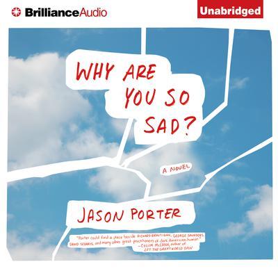 Why Are You So Sad?: A Novel Audiobook, by Jason Porter