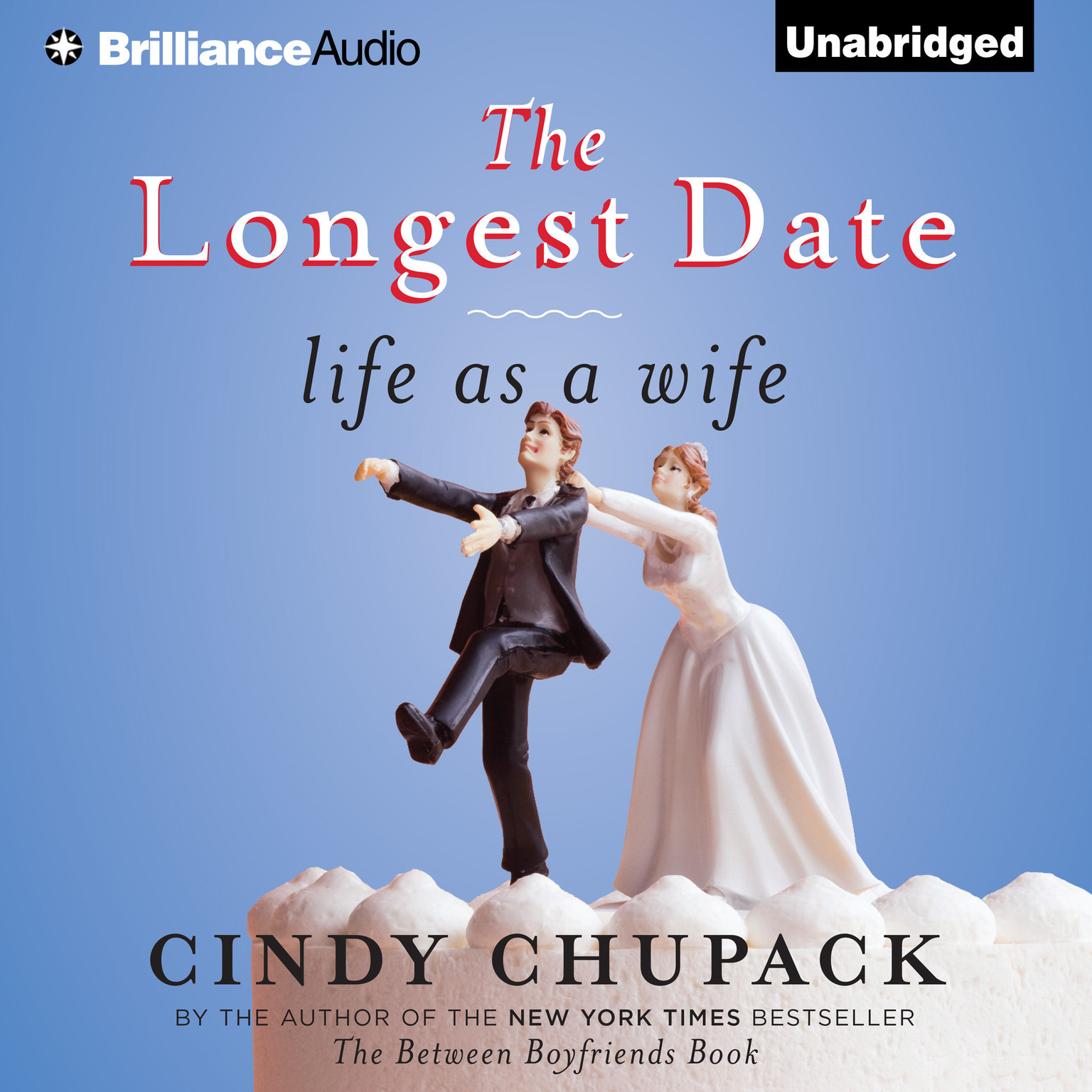 Printable The Longest Date: Life as a Wife Audiobook Cover Art