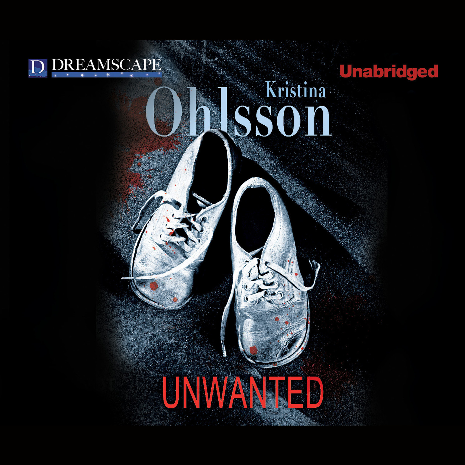 Printable Unwanted Audiobook Cover Art