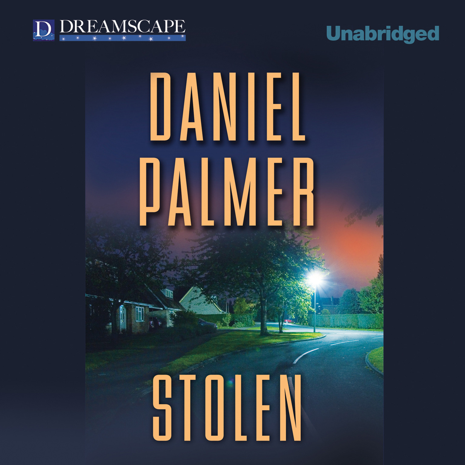 Printable Stolen Audiobook Cover Art
