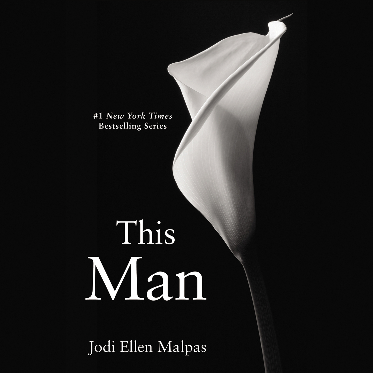 Printable This Man Audiobook Cover Art
