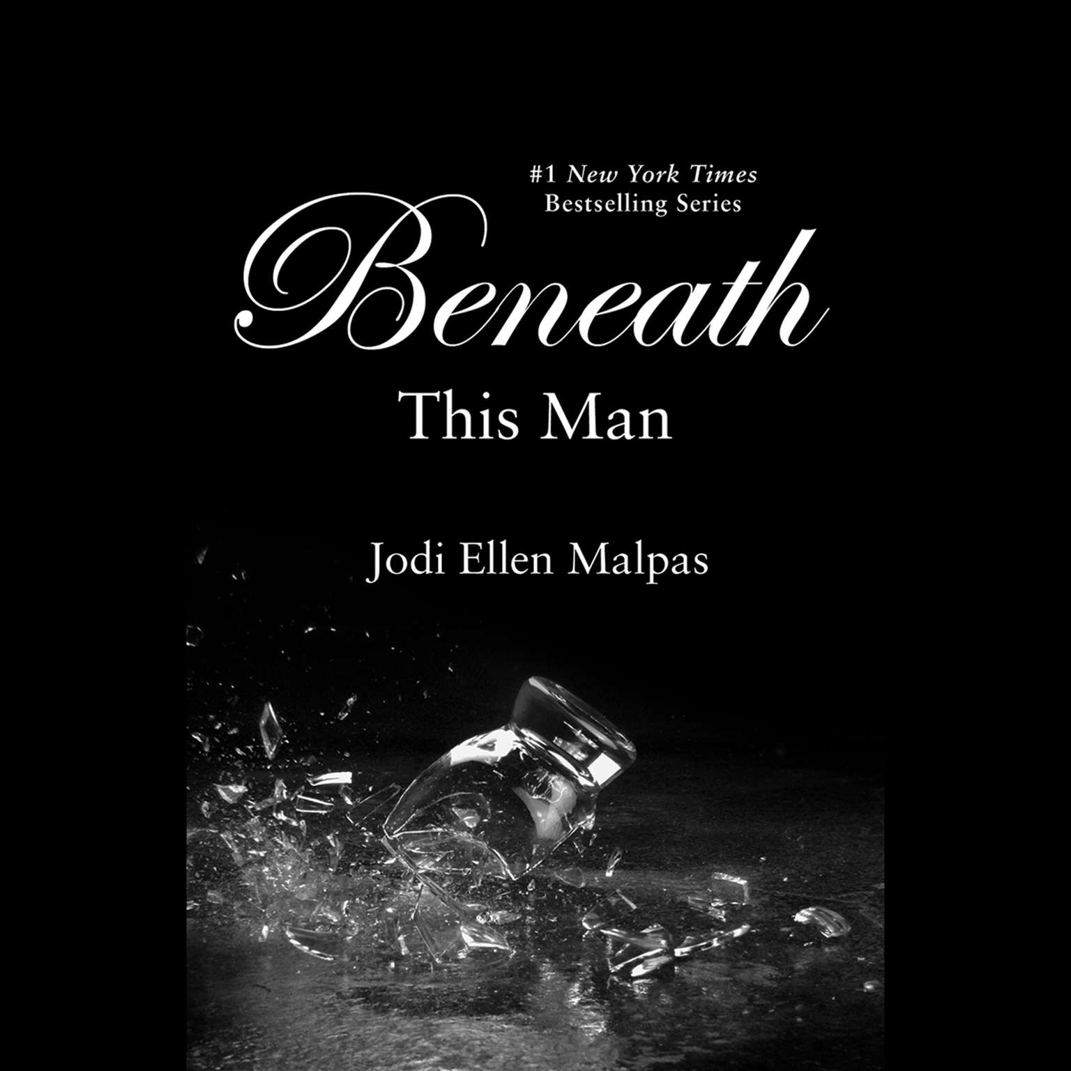 Printable Beneath This Man Audiobook Cover Art