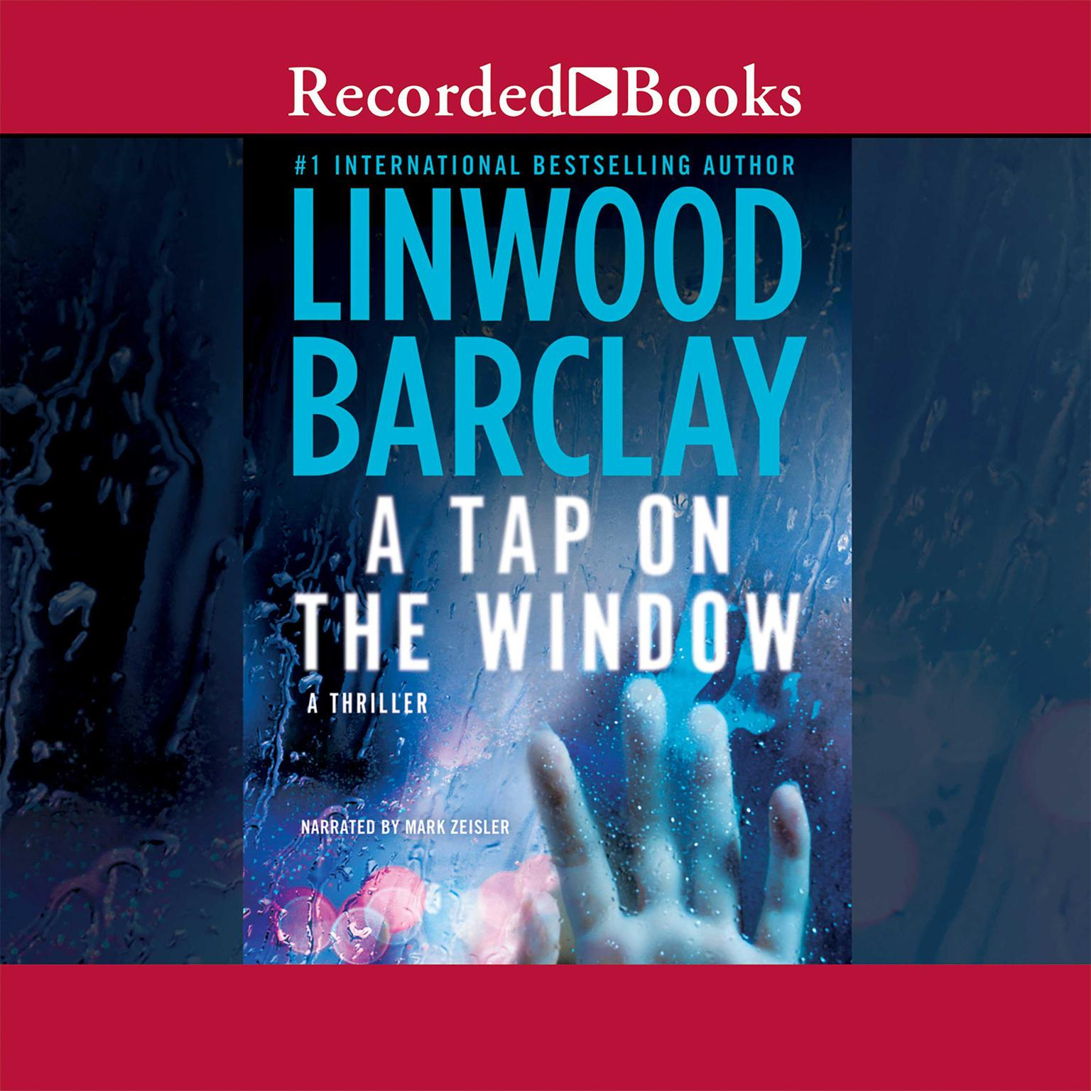 Printable A Tap on the Window Audiobook Cover Art